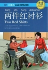 Two Red Shirts - Chinese Breeze Graded Reader, Level 4: 1100 Word Level - Book