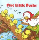 Five Little Ducks - Book