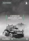 4-Wheeled Armoured Cars in Germany WW2 - Book