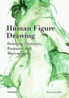 Human Figure Drawing: Drawing Gestures, Postures and Movements - Book