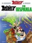 Asterix in Spanish : Asterix en Hispania - Book
