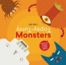Topsy-Turvy Monsters - Book