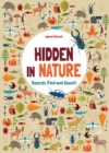 Hidden in Nature: Search Find and Count! - Book
