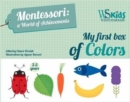 My First Box of Colors: Montessori a World of Achievements - Book