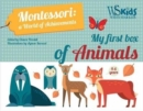 My First Box of Animals: Montessori a World of Achievements - Book