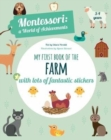 My First Book of the Farm: Montessori a World of Achievements - Book