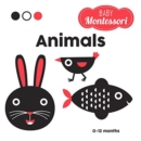 Animals - Baby Montessori - Book