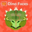 Dino Faces: My First Jigsaw Book - Book