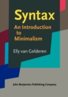 Syntax : An Introduction to Minimalism - eBook