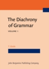 The Diachrony of Grammar - eBook