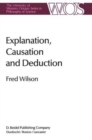 Explanation, Causation and Deduction - Book