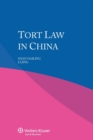 Tort Law in China - Book