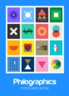 Philographics Postcard book - Book