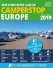 Motorhome guide Camperstop Europe 27 countr. 2019 GPS - Book