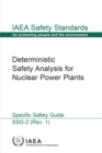 Deterministic Safety Analysis for Nuclear Power Plants - Book