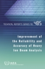 Improvement of the Reliability and Accuracy of Heavy Ion Beam Analysis - Book