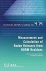 Measurement and calculation of radon releases from NORM residues - Book