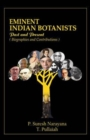 Eminent Indian Botanists: Past and Present Biographies and Contributions - Book