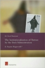 The Institutionalization of Torture by the Bush Administration : Is Anyone Responsible? - Book