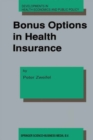 Bonus Options in Health Insurance - eBook