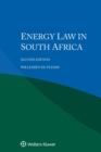 Energy law in South Africa - Book