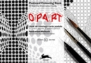 Op Art : Postcard Colouring Book - Book