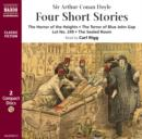 Four Short Stories - eAudiobook