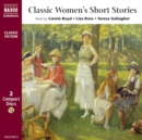 Classic Women's Short Stories - eAudiobook