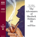 The Adventures of Sherlock Holmes - Volume III - eAudiobook