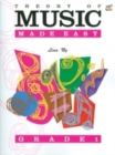 Theory of Music Made Easy Grade 1 - Book