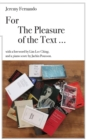 For the Pleasure of the Text ... - Book
