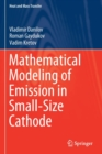 Mathematical Modeling of Emission in Small-Size Cathode - Book