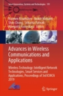 Advances in Wireless Communications and Applications : Wireless Technology: Intelligent Network Technologies, Smart Services and Applications, Proceedings of 3rd ICWCA 2019 - eBook