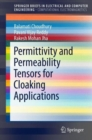 Permittivity and Permeability Tensors for Cloaking Applications - Book