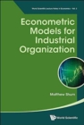 Econometric Models For Industrial Organization - Book