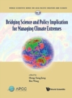 Bridging Science And Policy Implication For Managing Climate Extremes - Book