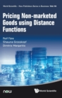 Pricing Non-marketed Goods Using Distance Functions - Book