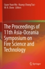 The Proceedings of 11th Asia-Oceania Symposium on Fire Science and Technology - Book