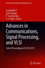 Advances in Communications, Signal Processing, and VLSI : Select Proceedings of IC2SV 2019 - eBook