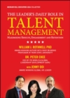 The Leader's Daily Role in Talent Management - Book