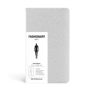 Fashionary Mini Felt Grey Mens Sketchbook A6 (Set of 3) - Book