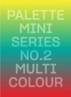 Palette Mini Series 02: Multicolour - Book