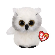 Austin Owl Beanie Boo, General merchandize Book