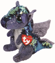 Kate Dragon Flippable Beanie Boo, General merchandize Book