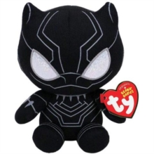 "Marvel Black Panther Beanie 6"", Paperback Book"