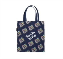 This Is How We Roll Tote-1040, General merchandize Book