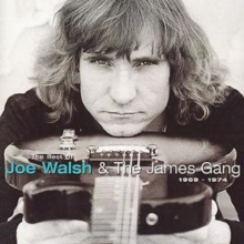 The Best Of Joe Walsh And The James Gang: (1969-1974), CD / Album Cd