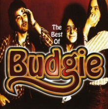 The Best Of Budgie, CD / Album Cd