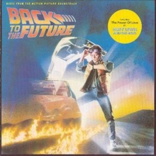 Back To The Future: MUSIC FROM THE MOTION PICTURE SOUNDTRACK, CD / Album Cd
