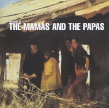 The Best of the Mamas and the Papas, CD / Album Cd